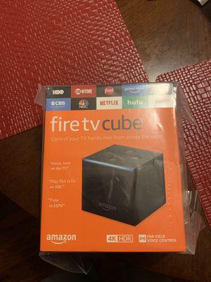 Amazon Fire TV Cube for Sale in Acworth, GA