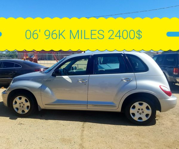 2006 Chrysler Pt Cruiser Touring Edition 96k Miles Clean Le Cars Trucks In Hesperia Ca Offerup