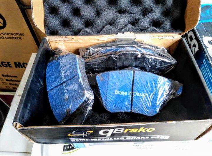 03-08 MAZDA 3 S BRAKE PADS