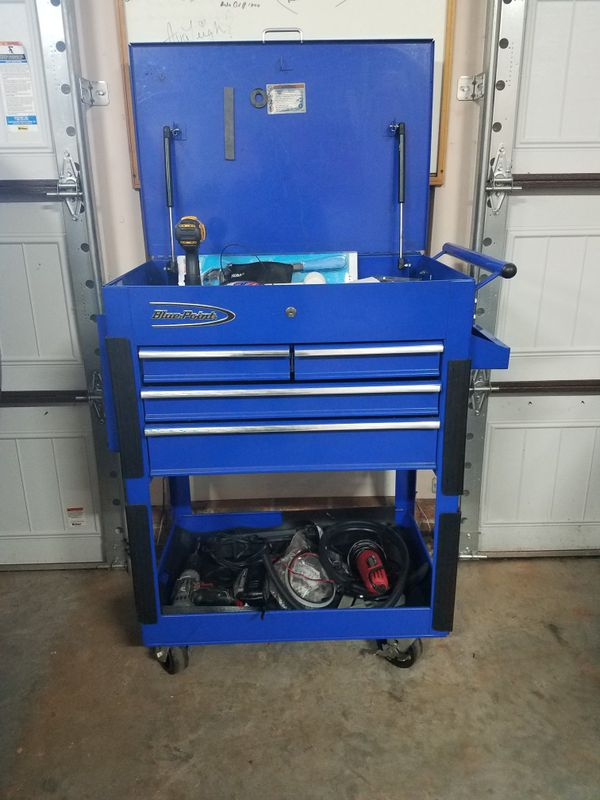 Blue Point Tool Cart >> Blue Point Roll Cart For Sale In Chesnee Sc Offerup