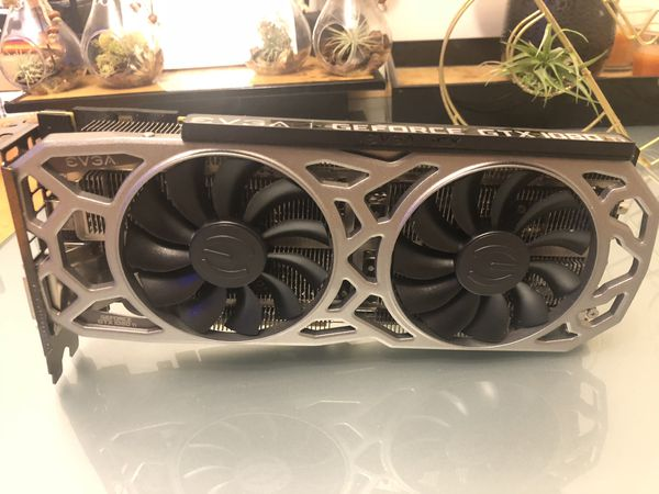 EVGA Nvidia GeForce GTX 1080Ti SC2 Gaming GPU Graphic Video Card Computer  PC Desktop Laptop 1080 Ti for Sale in Enfield, CT - OfferUp