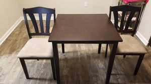 Dining table 2 setting for Sale in Alexandria, VA
