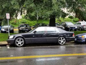 Mercedes Benz S 320 for Sale in Alexandria, VA