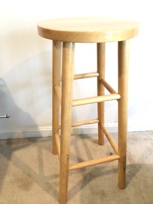 Wooden stool for Sale in Leesburg, VA