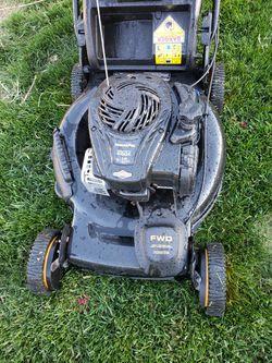 Poulan Pro Self Propelled Lawnmower Thumbnail