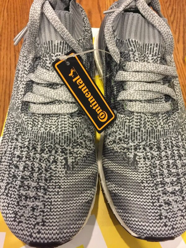 40eed99dc2bcb0 Brand New Adidas Ultra Boost Uncaged Men size 8.5 BB3898 Grey   Clear Grey    Charcoal Solid Grey DS ultraboost ub