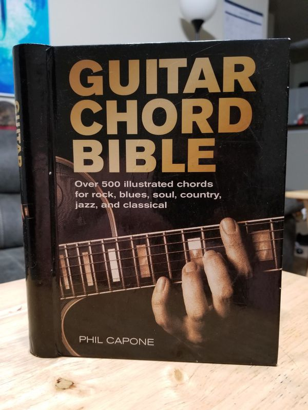 Guitar Chord Bible For Sale In Fayetteville Ar Offerup