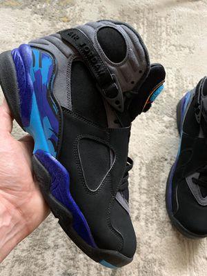 Photo Jordan 8 Retro 🔥 Aqua - Size 10 1/2
