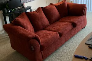 """Sleeper sofa, 89""""w x 37""""d x 17""""h for Sale in North Royalton, OH"""