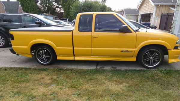 2003 22 Chevy S10 Xtreme For Sale In Tacoma Wa Offerup