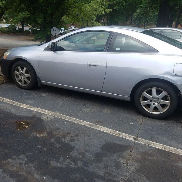 2005 Honda Accord For Sale In Decatur Ga Offerup