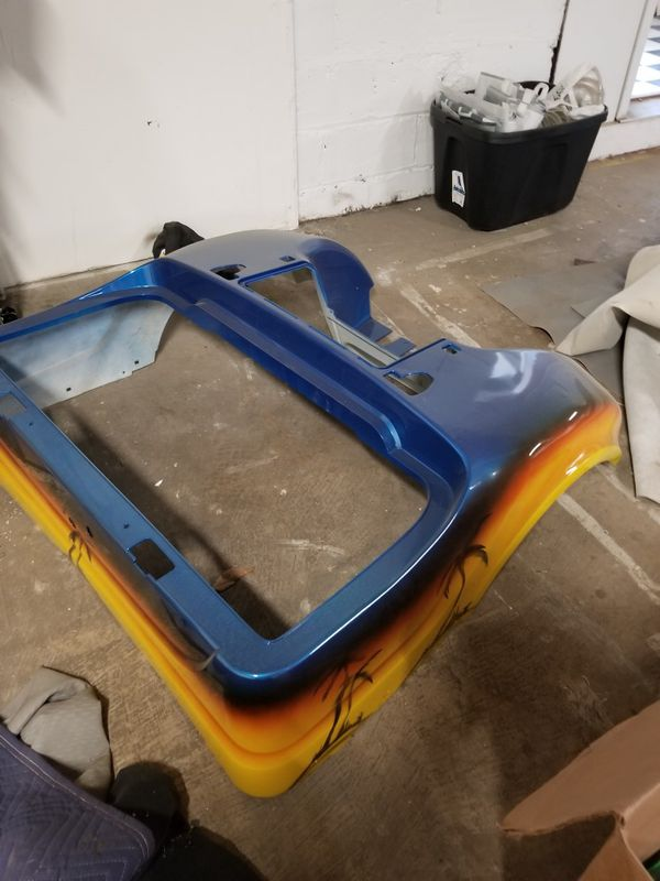 Custom Painted Golf Cart Bodies for Sale in New Philadelphia, OH - OfferUp