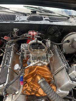 750 quick fuel carb Thumbnail