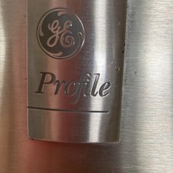 General Electric Stainless Steel Refrigerator  Thumbnail