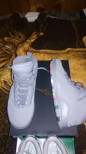 Jordan 10s & and Holographic PUMAS for Sale in Suitland, MD