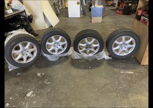 Photo Mercedes Wheels!