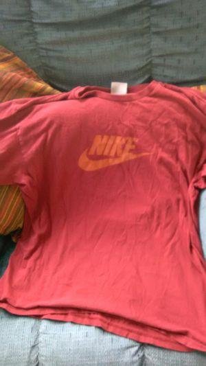Men's size L shirts for Sale in Barryton, MI