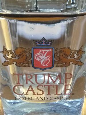 Trump Castle Hotel and Casino Liquor Shot Glass for Sale in El Paso, TX