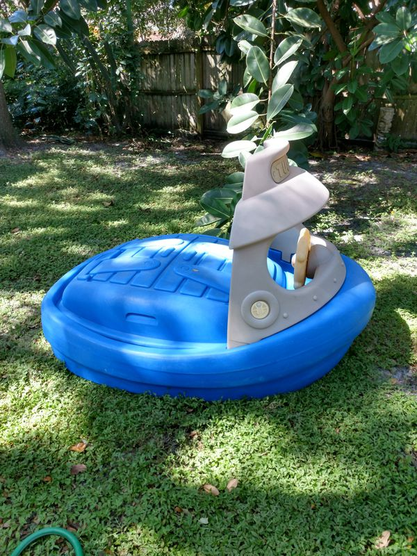 Little Tikes Tuggy The Tug Boat Sandbox Pool For Sale In