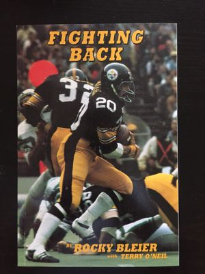 Fighting Back by Rocky Bleier for Sale in Pittsburgh, PA