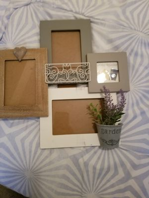 Frame and decorative paintings. for Sale in Alexandria, VA