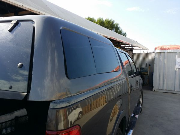 Camper Shell Ford F150 Crew Cab Only For Sale In Chula Vista Ca Offerup