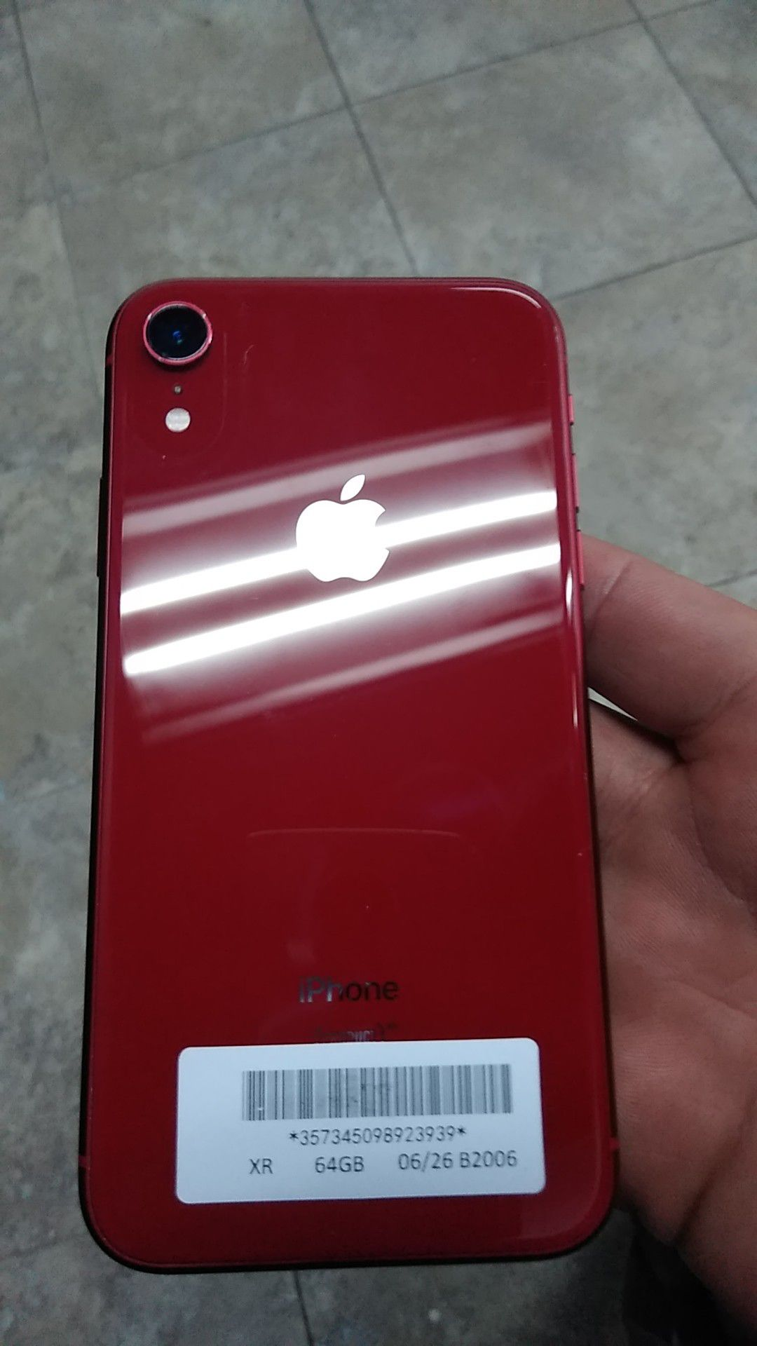 🔥 IPHONE XR 64GB (No Face ID) Factory Unlocked🔥