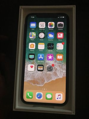 iPhone X For sale for Sale in Alexandria, VA