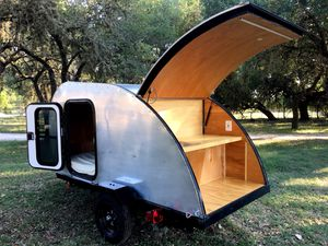 BRAND NEW TEARDROP CAMPER TRAILER For Sale In Spring Branch TX