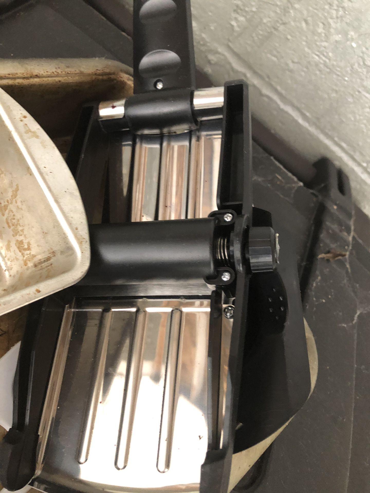 NEW Sharper Image kitchen food grater