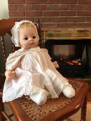 """Antique 1965 Madame Alexander Pussycat Doll (24"""") for Sale in Annandale, VA"""