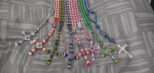 Hand made Rosaries Thumbnail