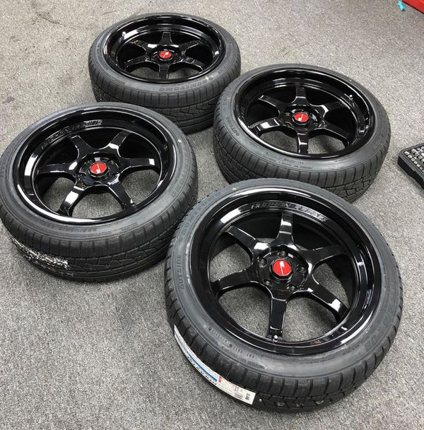 18 Inch Rim 5x100 5x120 5x114 (only 50 Down Payment / No