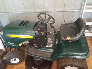 Photo Craftsman LT1000 Tractor for Sale $600 OBO