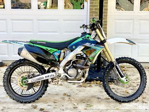 2009 Kawasaki KX250F for Sale in Fort Washington, MD