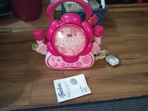 Barbie CD player for Sale in Boyds, MD