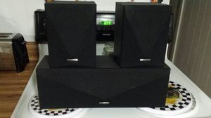 3 Kenwood speakers. two 40 watts and one 100 watts for Sale in Kissimmee, FL