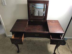 antique dresser with mirror for Sale in Fairfax, VA