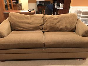 Couch - La-Z-Boy from non smoking/no pet home for Sale in Springfield, VA