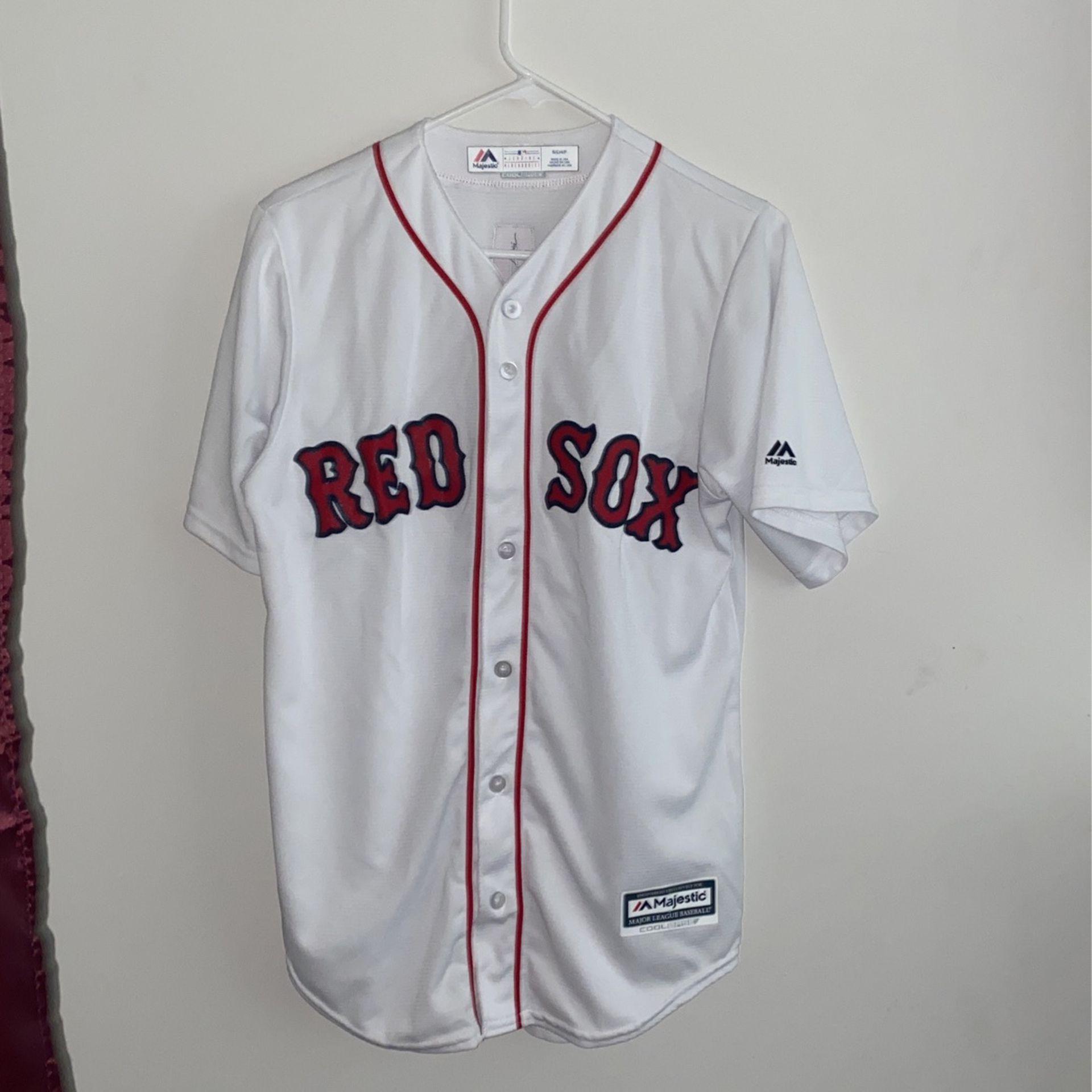 Red Sox Jersey (Tom Brady)