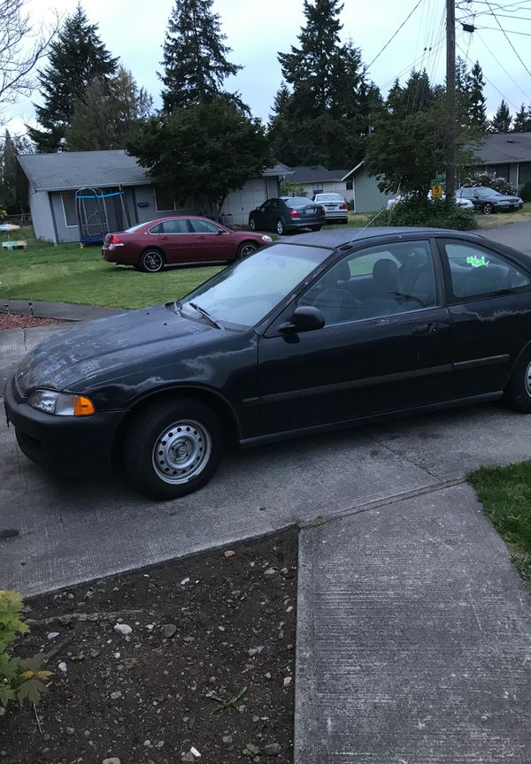 1994 Honda Civic for Sale in Lakewood, WA - OfferUp