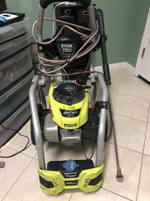 Ryobi 3100 PSI PRESSURE WASHER very good condition for Sale in Poinciana, FL