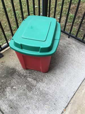 Storage container in great condition for Sale in District Heights, MD