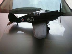P-40B tomahawk 1:18 scale for Sale in Mesa, AZ