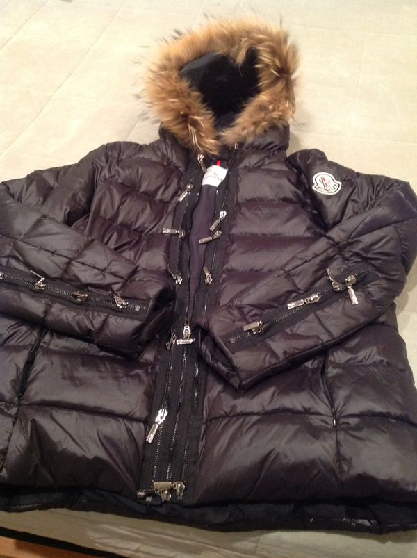 b38803685 ... coupon code for moncler womans jacket like new size 5 us m l for sale  in coral