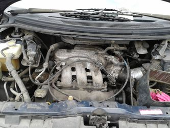 2002 Mazda mpv 3.0 motor for parts only new inventory Thumbnail