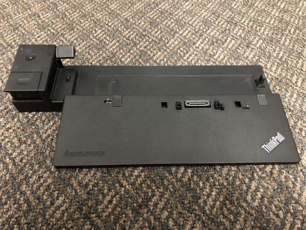 Lenovo ThinkPad Pro Docking Station for Sale in Scottsdale, AZ - OfferUp