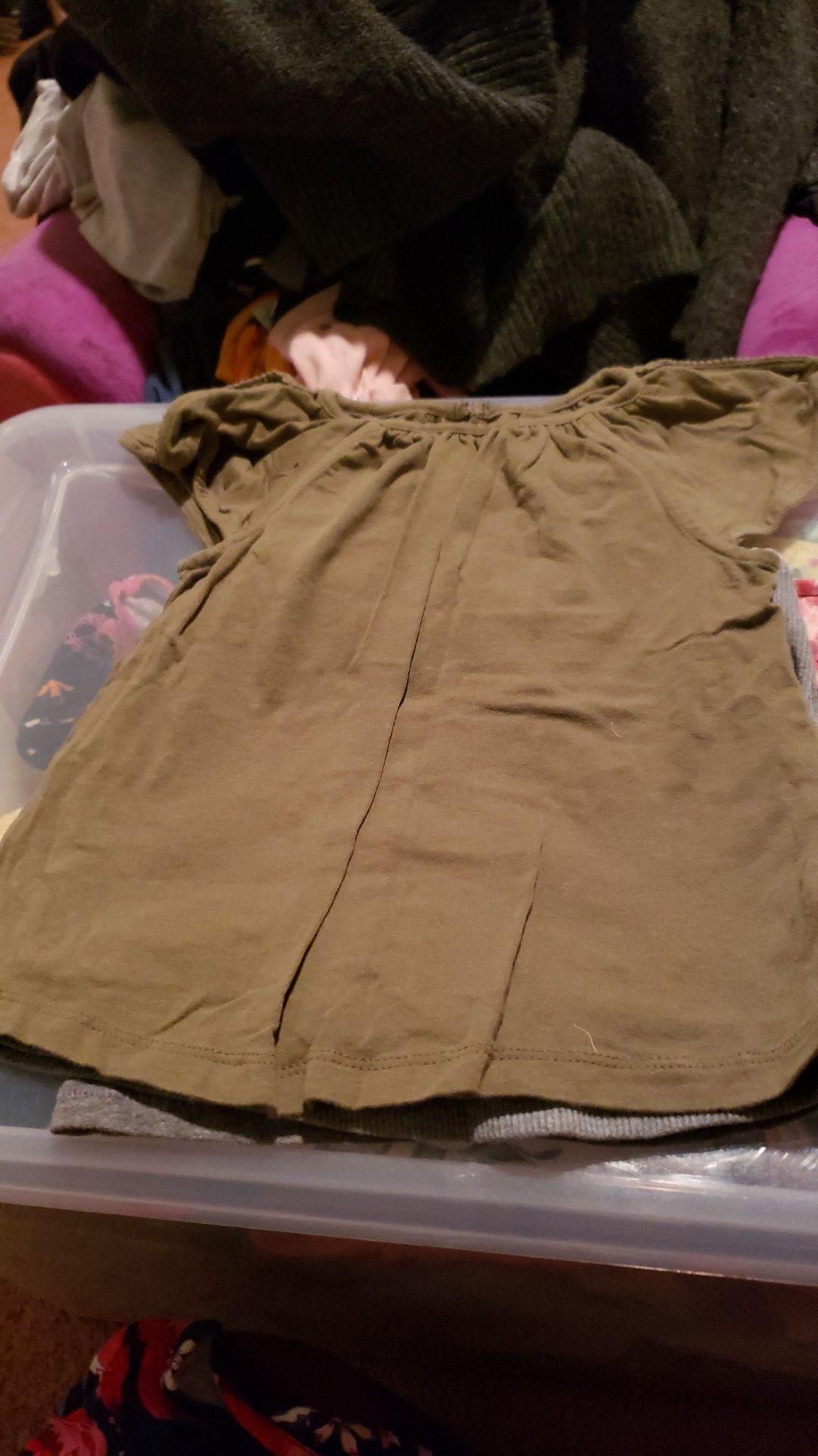 Toddler girl tank tops