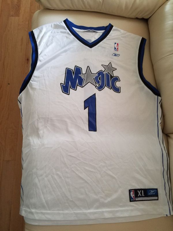 new arrival af40a d4da3 VTG Tracy McGrady Orlando Magic Jersey / XL for Sale in Parker, CO - OfferUp