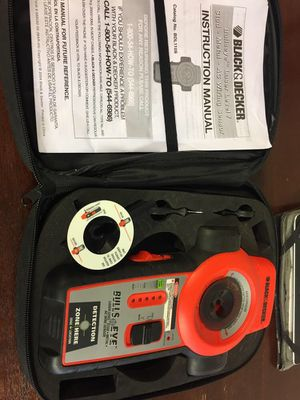 black and decker laser level BDL1105S for Sale in Frederick, MD
